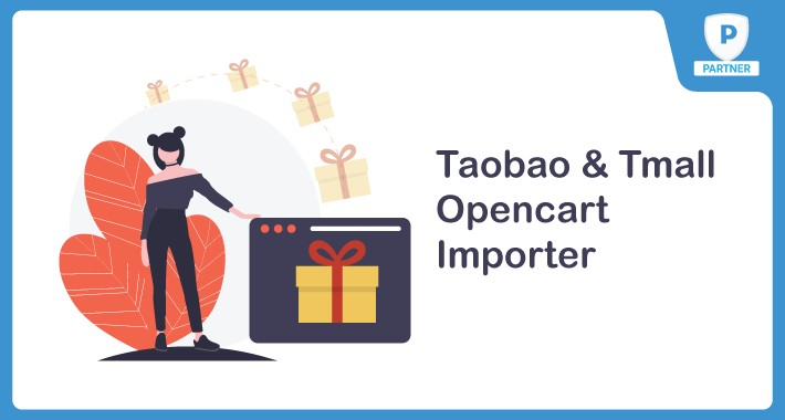 Taobao & Tmall Opencart Importer