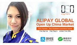 Global Alipay, Alipay HK and WeChatPay cross-bor..