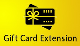 Opencart Gift Card Extension