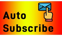 Auto Subscribe - Increase your Newsletter Subscr..