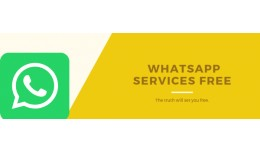 Whatsapp Services Free