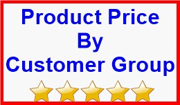 Product Price By Customer Group