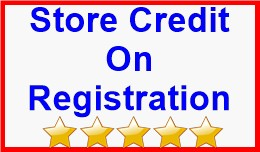 Store Credit On Registration