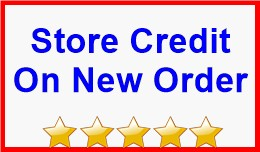 Store Credit On New Order