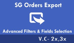 SG Orders Export