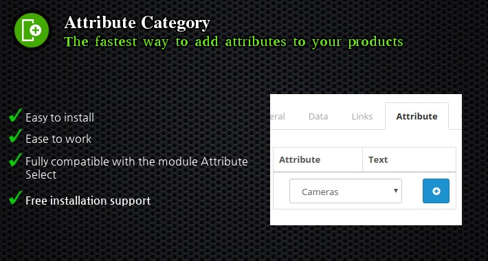 Attribute Category [New]