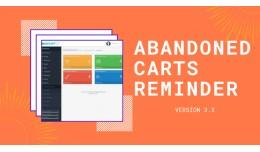 Abandoned Carts Reminder Opencart Pro