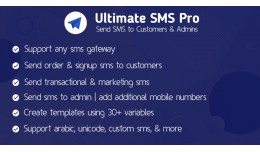 Ultimate SMS Pro - All in One SMS Gateway Extens..