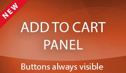 Add to Cart Panel