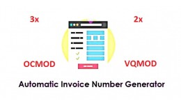 Automatic Invoice Number Generator