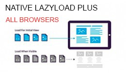 Native Lazyload Plus (All browsers)