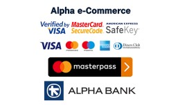 Alpha Bank Cardlink  + MasterPass  + 3D-Secure (..