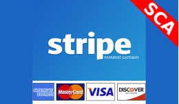Stripe Pro for OpenCart 2.0-3.0