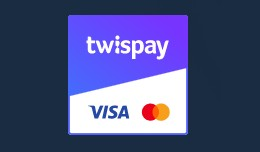 Twispay - credit card payments