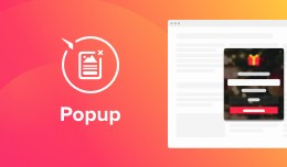 Popup extension for OpenCart