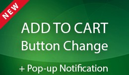 Add to Button Change & Pop-up Notification