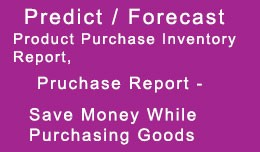 Predict / Forecast Product Purchase Inventory - ..