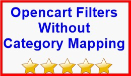 Opencart Filters Without Category Mapping
