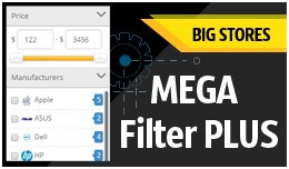 Mega Filter PLUS [powered by Mega Filter PRO]