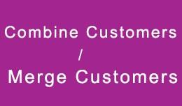 Combine / Merge Customers Accounts - Customer IDs