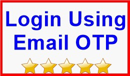 Login Using Email OTP