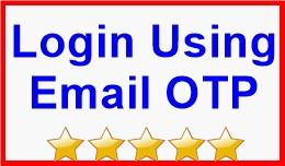 Login Using Email OTP