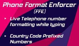 Telephone Field Format Enforcer OC3
