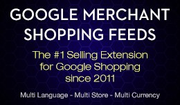 Google Merchant Shopping Feeds + XML Sitemaps OC..