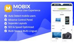 Mobix - Mobile Optimized Theme For Opencart