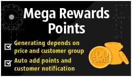 Mega Reward Points