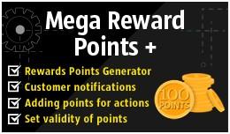 Mega Reward Points PLUS
