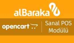 Albaraka Türk OpenCart Sanal POS Modülü - Alb..