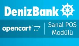 Denizbank OpenCart Sanal POS Modülü - Denizban..