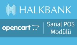 Halkbank OpenCart Sanal POS Modülü - Halkbank ..