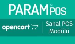 ParamPOS (TurkPOS) OpenCart Sanal POS Modülü -..
