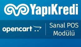 Yapı Kredi OpenCart Sanal POS Modülü - Yapı ..