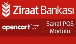 Ziraat Bankası OpenCart Sanal POS Modülü - Zi..