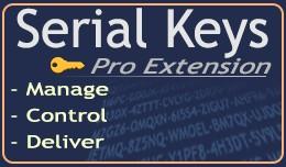 Serial Keys Pro Extension