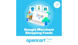 Google Merchant Shopping Feeds for Opencart v 1...