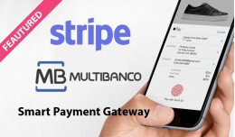 Multibanco Payment Gateway with Stripe