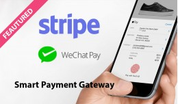 WeChat Payment Gateway with Stripe