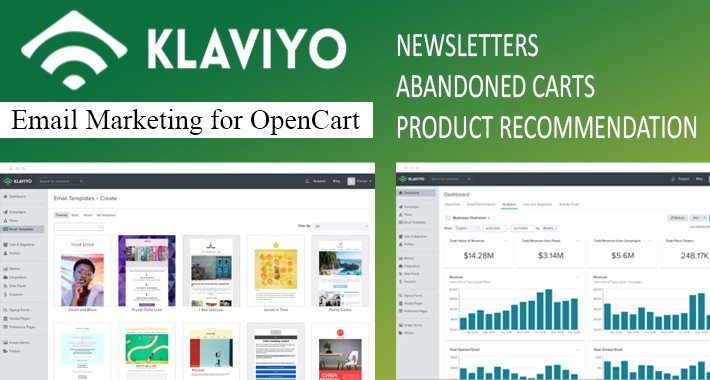 Klaviyo for Opencart - Email Marketing