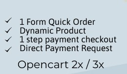 Request a payment - One step checkout - payment ..