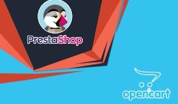 PrestaShop to Opencart migration script
