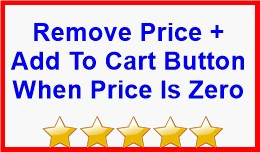 Remove Price + Add To Cart Button When Price Is ..