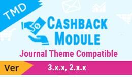 Cashback Module(2.x & 3.x )