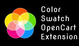 Color Swatch OpenCart Extension