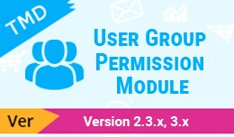 User Groups Permission