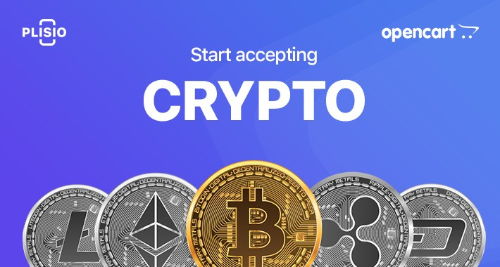 Crypto Currency  Payments - Bitcoin, Ethereum, Litecoin and More