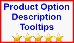 Product Option Description Tooltips